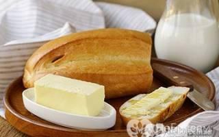 Калорийность белого хлеба