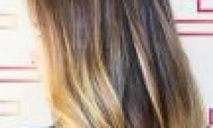 Уровни цвета волос